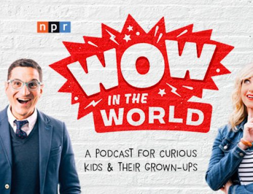 Summer League: Our Favorite Science Podcasts for Kids!